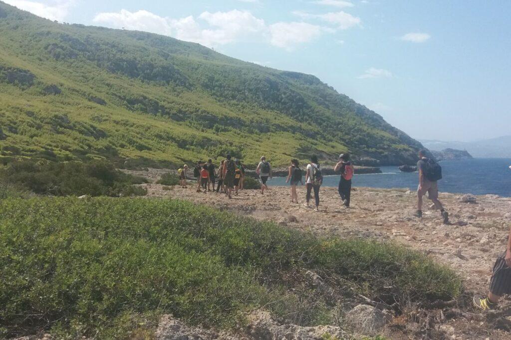 Hiking-Greece