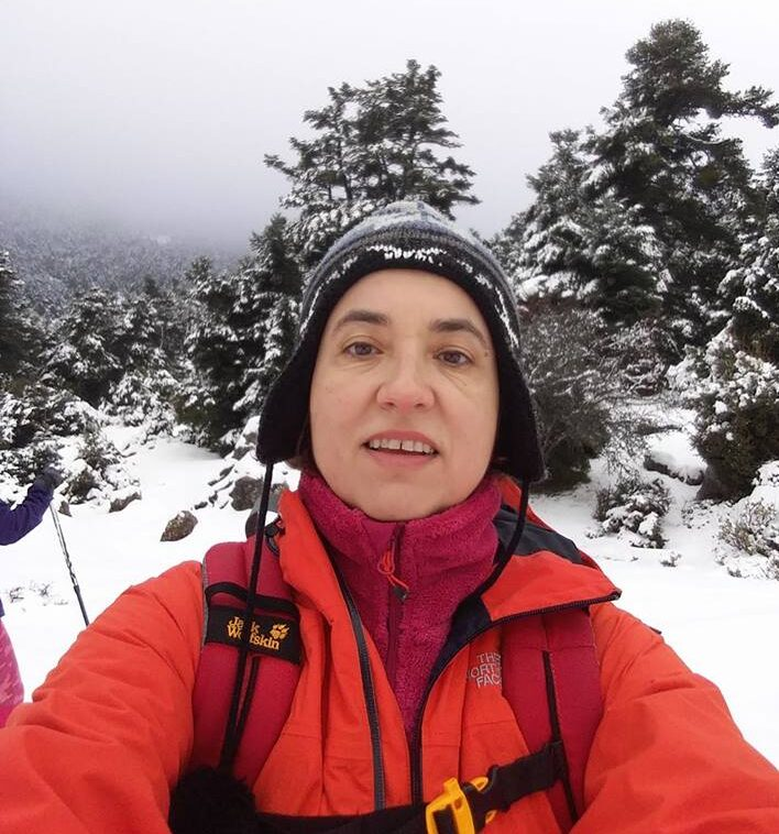 Hiking-Greece-snow
