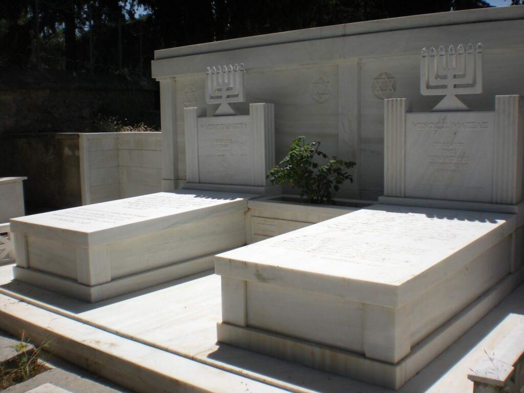 Jewish-Cemetery-Athens-Greece