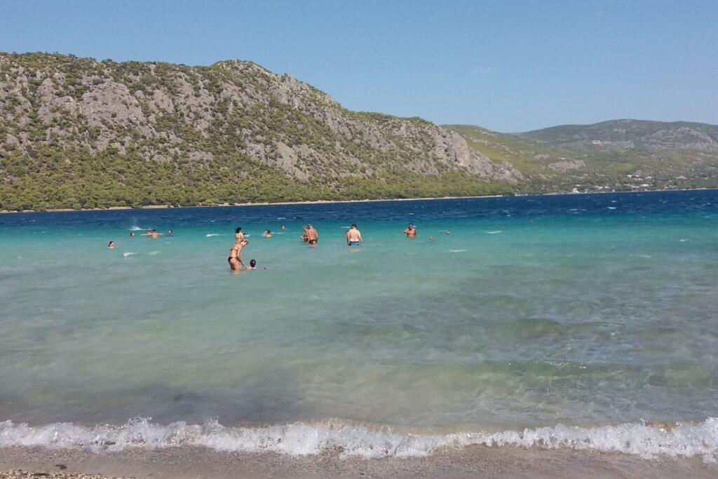 Greek-lakes