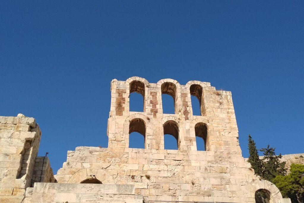 Acropolis Oden Herodes Attikus