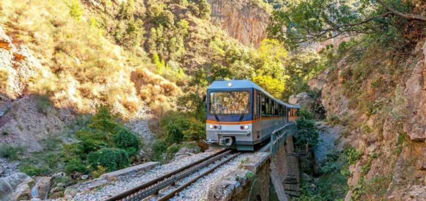 The Complete Adventure Guide to Kalavryta Greece