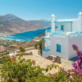 Amorgos Greek Island