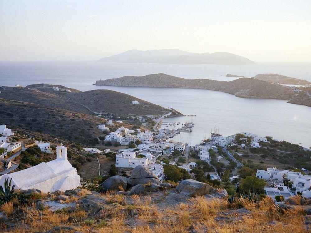 Amorgos Greek Island hiking