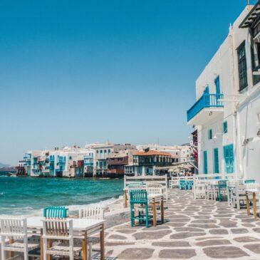 Greek Island Hiking Guide –  The Cyclades I
