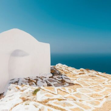 Greek Islands Hiking Trails: The Cyclades Guide II