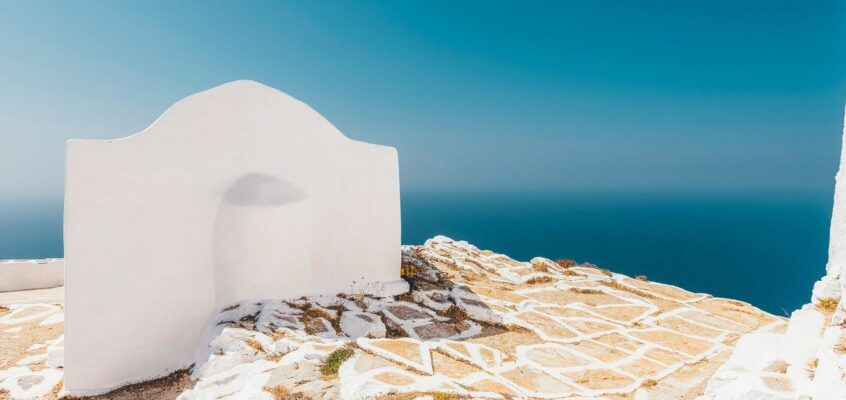 The Ultimate Greek Islands Hiking Trails: The Cyclades II