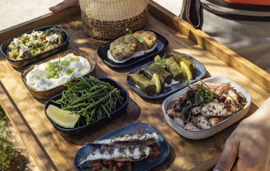 Grek food