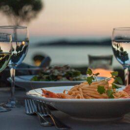 Lambros vouliagmeni seaside fish restaurant