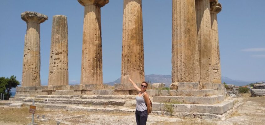 Discover Ancient Corinth and Acrocorinth in the Peloponnese