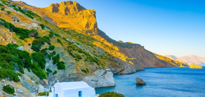 Amorgos island: an Authentic Experience in the Aegean